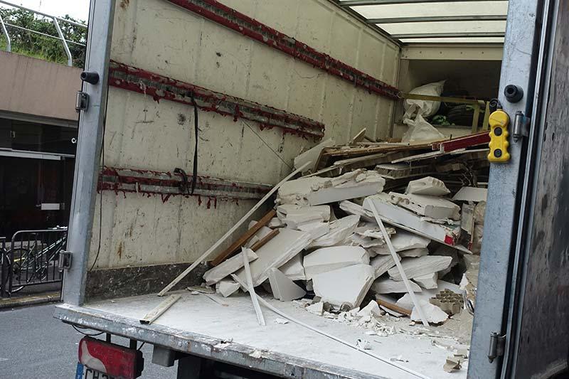 camion débarras à Châtillon-Coligny | Paquet Jean-Louis